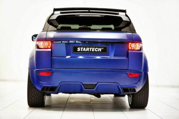 Karşınızda çift yakıtlı Range Rover Evoque LPG - Page 4