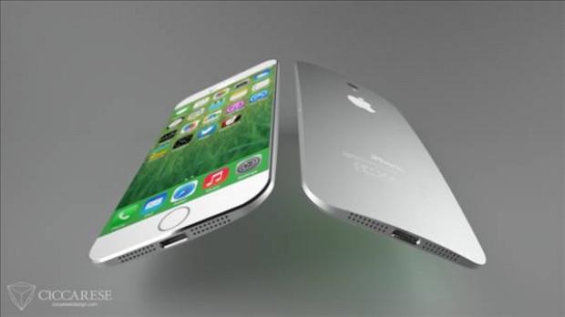 Karşınızda dev ekranı ile iPhone 6! - Page 1