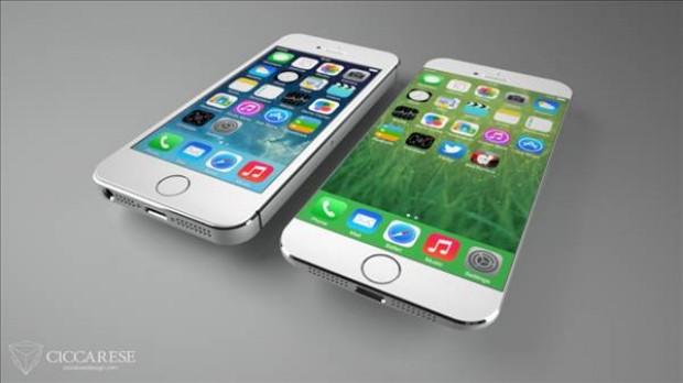 Karşınızda dev ekranı ile iPhone 6! - Page 2