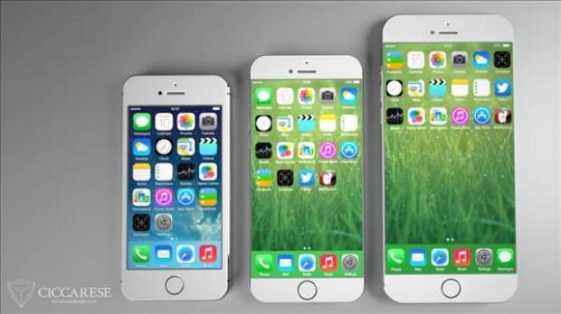 Karşınızda dev ekranı ile iPhone 6! - Page 4