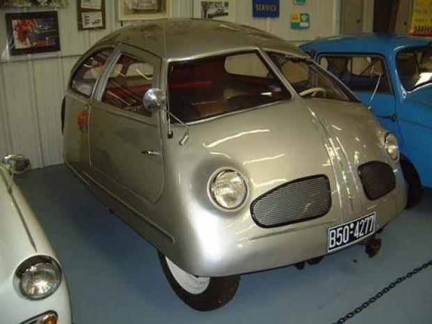 Karşınızda dünyanın en çirkin arabası - Page 1