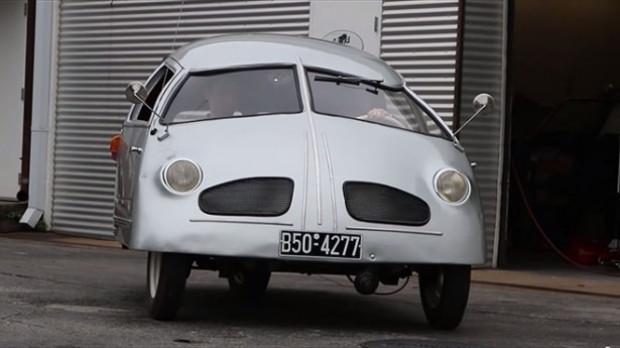 Karşınızda dünyanın en çirkin arabası - Page 4