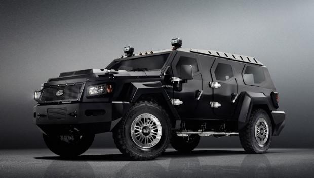 Karşınızda dünyanın en pahalı 10 zırhlı aracı - Page 4