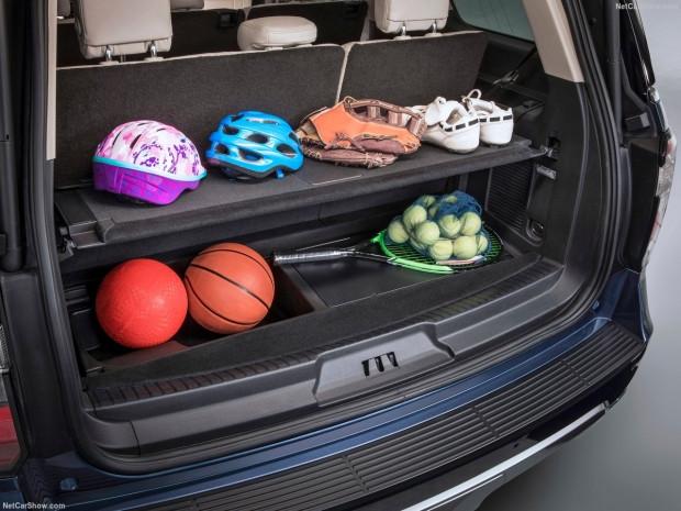 Karşınızda en akıllı keşif SUV'u Ford Expedition 2018 - Page 3