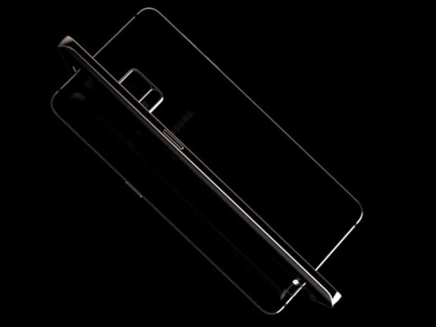 Karşınızda en güzel Samsung Galaxy Note 5 Edge konsepti - Page 3