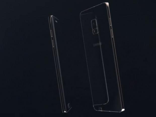 Karşınızda en güzel Samsung Galaxy Note 5 Edge konsepti - Page 4