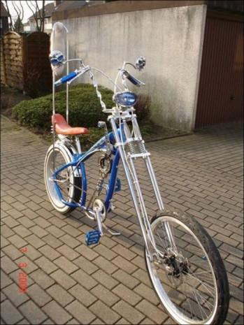 Karşınızda en sıradışı bisiklet tasarımları - Page 1
