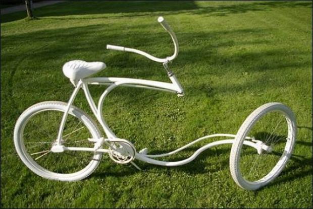 Karşınızda en sıradışı bisiklet tasarımları - Page 2