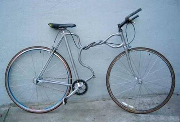 Karşınızda en sıradışı bisiklet tasarımları - Page 3