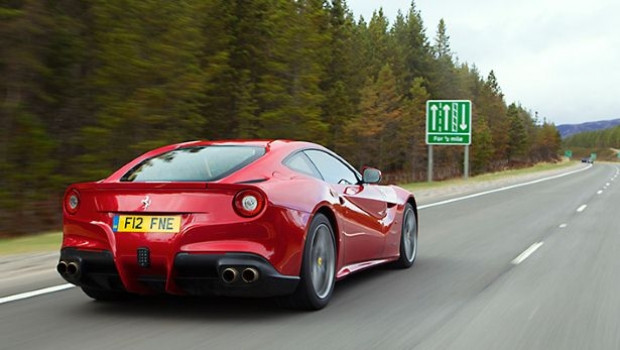 Karşınızda Ferrari F12 - Page 1