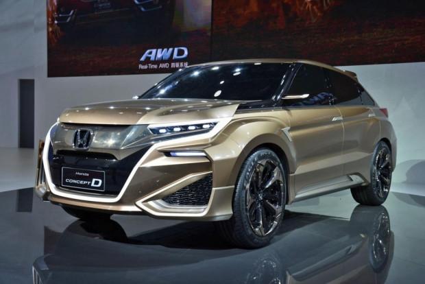 Karşınızda Honda D konsept - Page 4