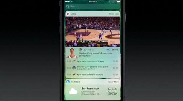 Karşınızda iOS 10'un ilk ekran görüntüleri - Page 4