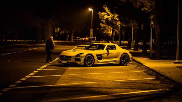 Karşınızda Mercedes SLS - Page 2