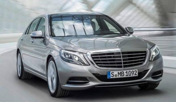 Karşınızda Mercedes'in akıllı aracı - Page 1