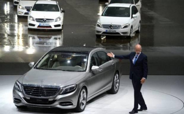Karşınızda Mercedes'in akıllı aracı - Page 4