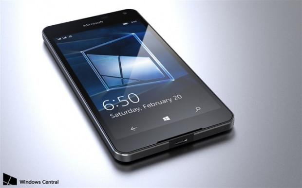 Karşınızda Microsoft Lumia 650! - Page 1