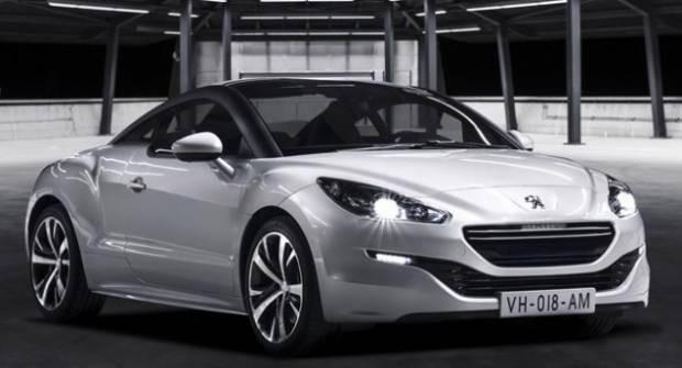 Karşınızda Peugeot RCZ R 2014 - Page 1