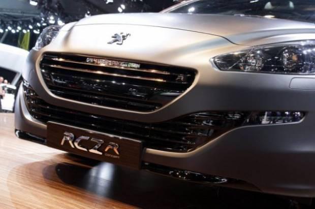 Karşınızda Peugeot RCZ R 2014 - Page 4