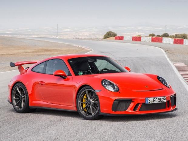 Karşınızda Porsche 911 GT3 2018 - Page 1