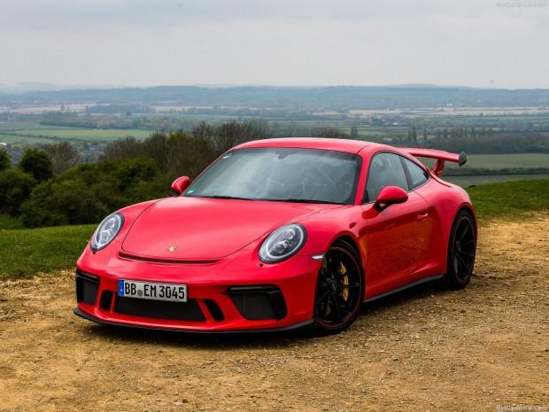 Karşınızda Porsche 911 GT3 2018 - Page 4