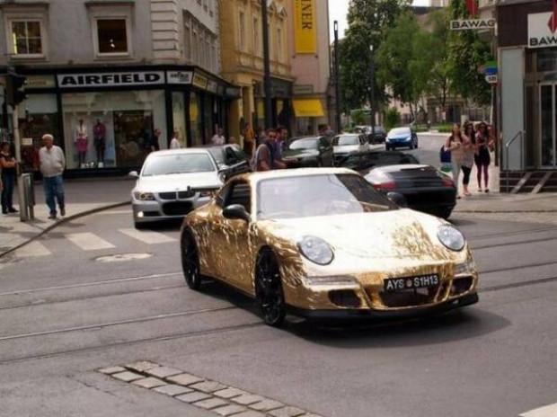 Karşınızda  Porsche görünümlü bisiklet! - Page 3