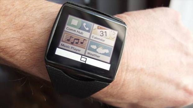 Karşınızda Qualcomm'un akıllı saati Toq - Page 1