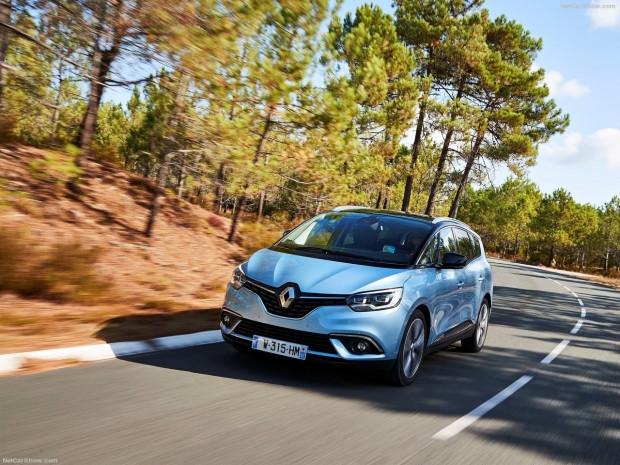 Karşınızda Renault Grand Scenic 2017 - Page 1