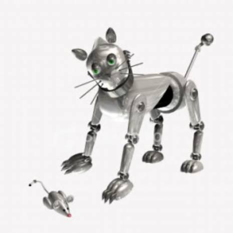 Karşınızda robot kediler - Page 3