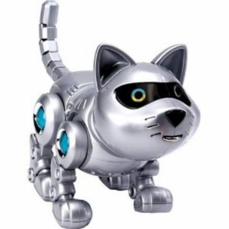 Karşınızda robot kediler - Page 4