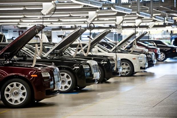 Karşınızda Rolls Royce fabrikası - Page 2