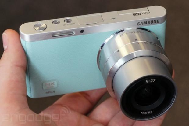 Karşınızda Samsung NX, mini - Page 3