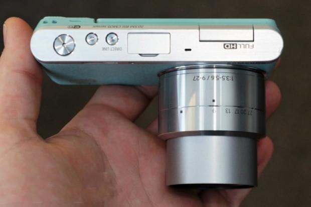 Karşınızda Samsung NX, mini - Page 4
