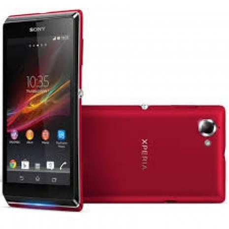 Karşınızda Sony Xperia ZL kırmızı - Page 1