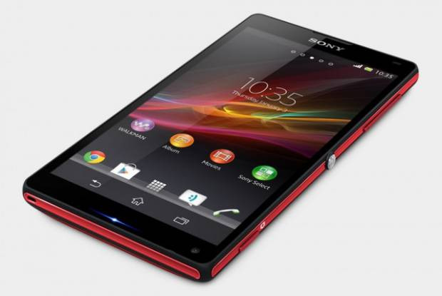 Karşınızda Sony Xperia ZL kırmızı - Page 3