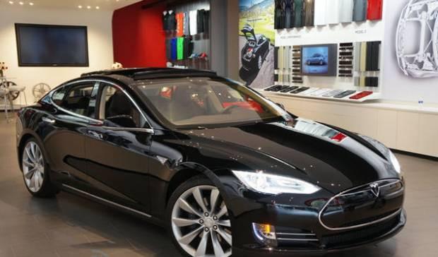 Karşınızda Tesla Model S fotoğrafları! - Page 2