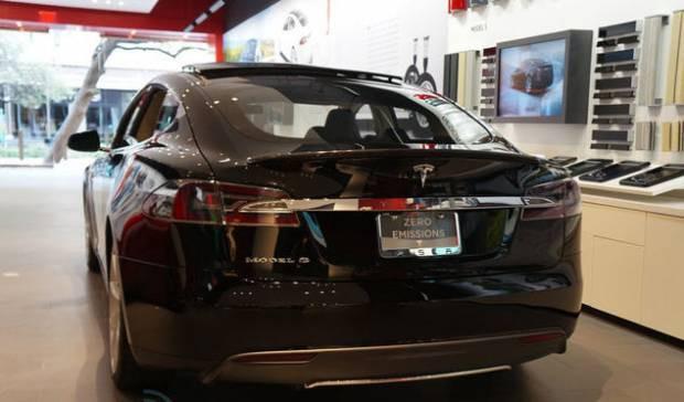 Karşınızda Tesla Model S fotoğrafları! - Page 3