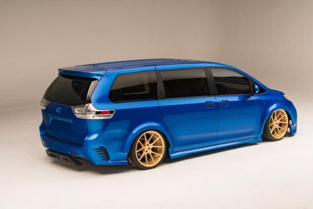 Karşınızda Toyota Sienna Minivan - Page 2