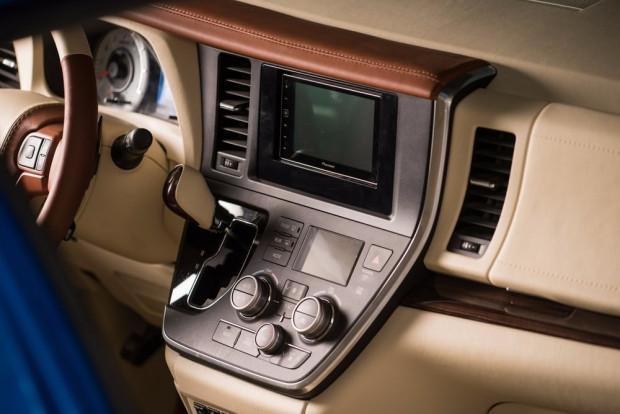 Karşınızda Toyota Sienna Minivan - Page 4