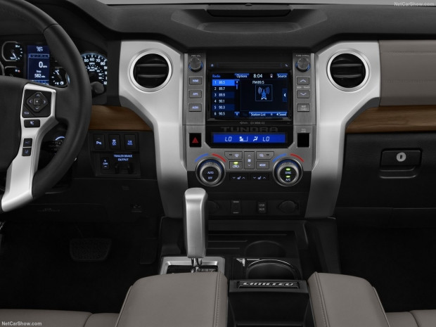 Karşınızda Toyota Tundra 2018 - Page 1