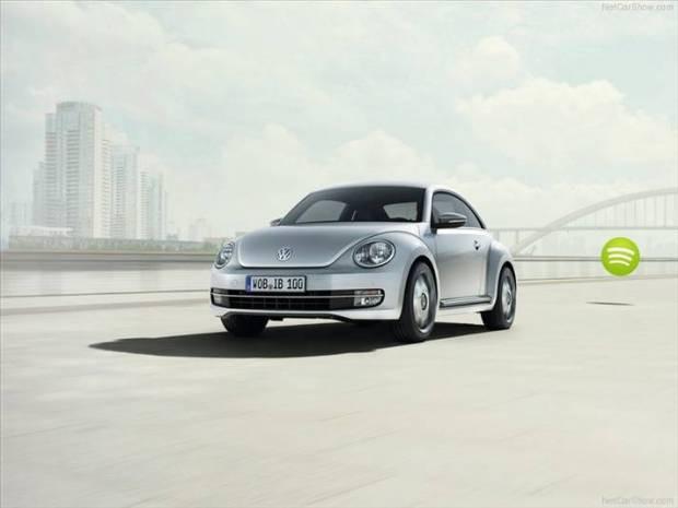 Karşınızda Volkswagen iBeetle - Page 1