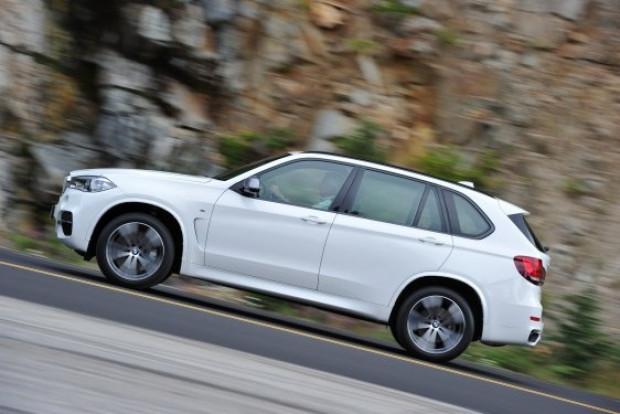 Karşınızda yeni BMW X5 M50d - Page 1