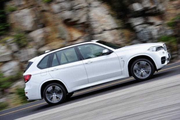 Karşınızda yeni BMW X5 M50d - Page 2