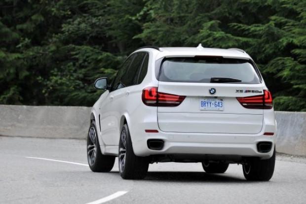 Karşınızda yeni BMW X5 M50d - Page 3