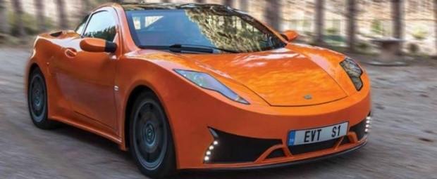 Karşınızda yüzde yüz yerli otomobil EVT S1! - Page 4