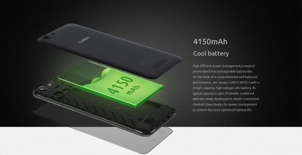 Karşınzda dünyanın en ucuz en akıllı telefonu: Cubot Note S - Page 2