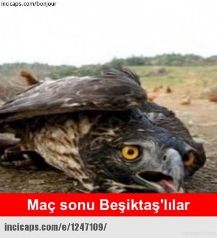 Kasımpaşa-Beşiktaş maçının Caps'leri - Page 2