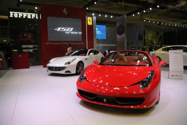 Katar otomobil fuarı açıldı, araplar hayran kaldı! - Page 2