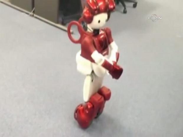 Kaybolan eşyaların yerini bulan robot - Page 4