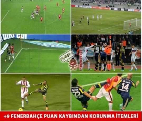 Kayseri Erciyesspor - Fenerbahçe maçı capsleri - Page 1