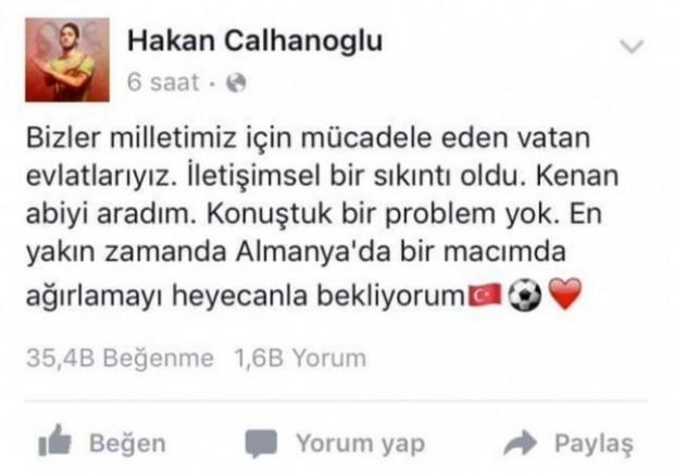 Kenan Sofuoğlu - Hakan Çalhanoğlu capsleri patladı! - Page 2